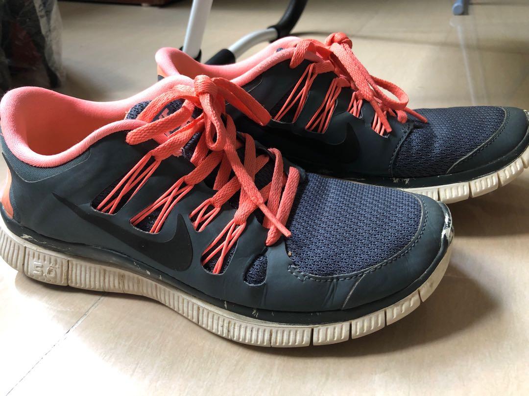 nike free running shoes weight billig