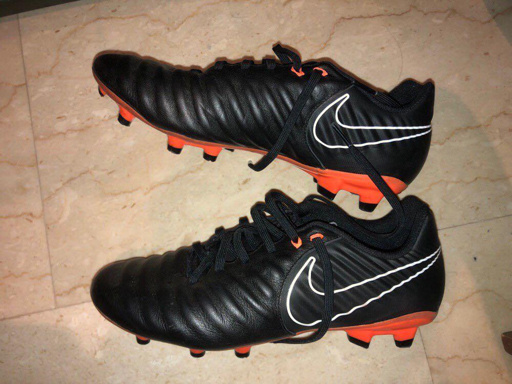 promo code d1bd5 8ff8c Nike Tiempo Legend 7 Academy FG Soccer Boots, Sports, Sports ...