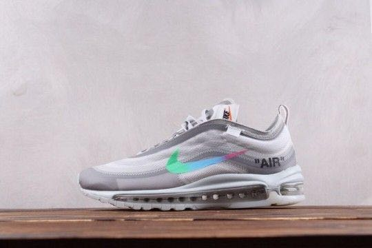 timeless design 0c279 ea4f2 Nike x Off White Air Max 97 Menta, Men s Fashion, Footwear, Sneakers on  Carousell