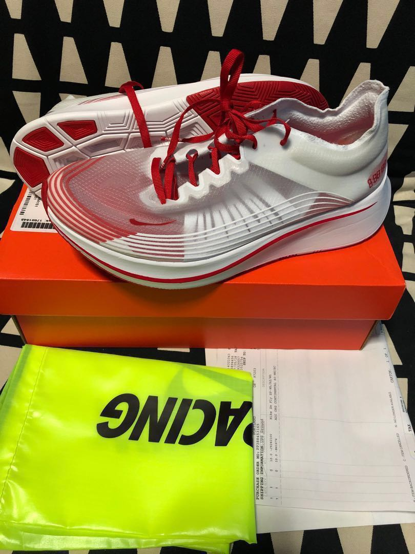 new style e3d1c 2272c Nike Zoom Fly SP Tokyo US10, Men s Fashion, Footwear, Sneakers on ...