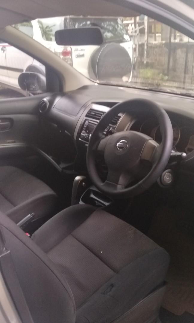 Nissan livina xgear matic tahun 2012 pkt credit