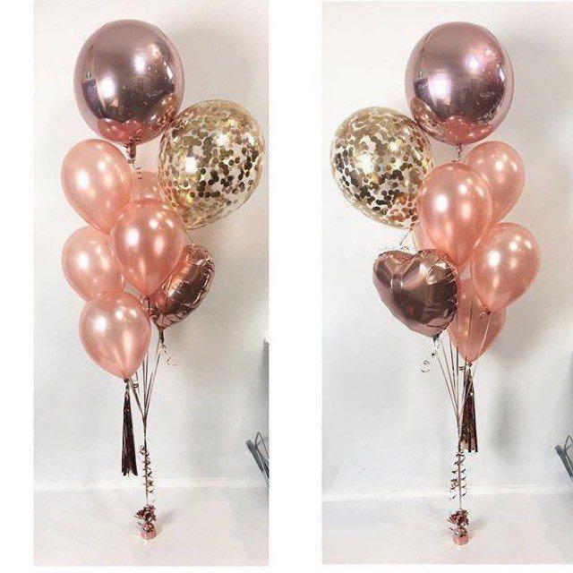 Orbz balloon set