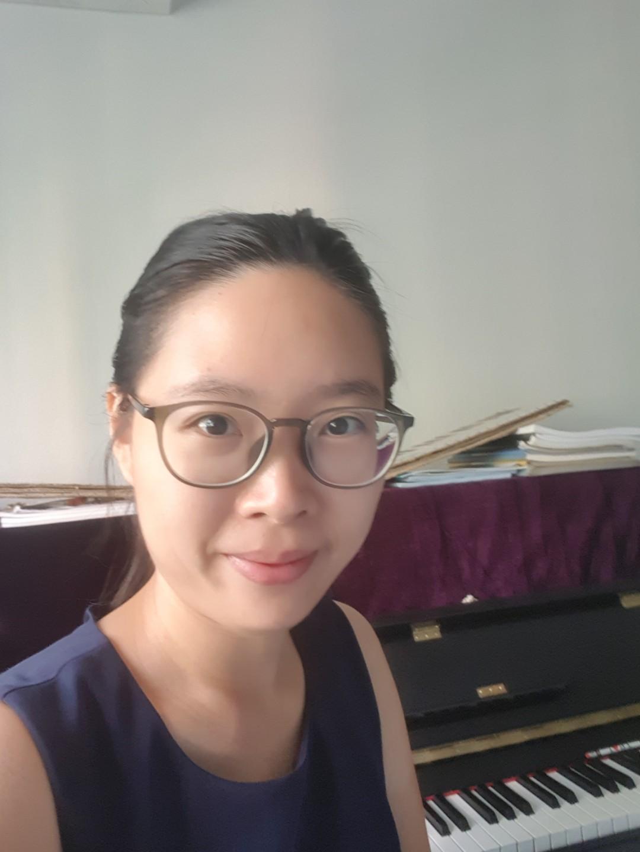 Piano lesson (yishun area)