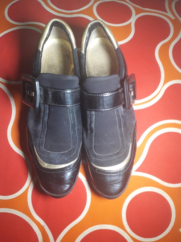 Preloved TODS Robert Vivier shoes
