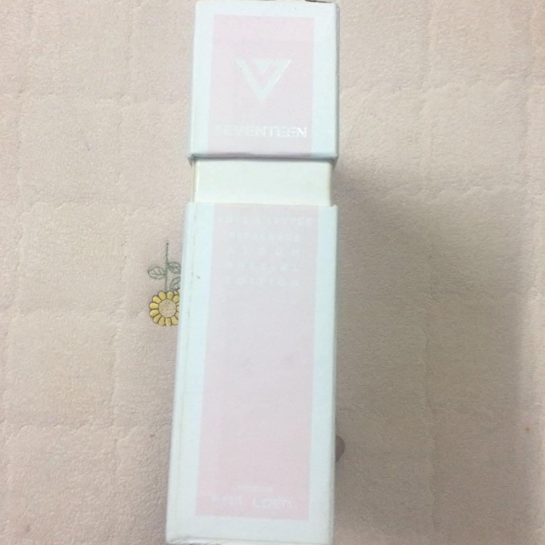 Seventeen love&letter repackage album special edition (very nice)