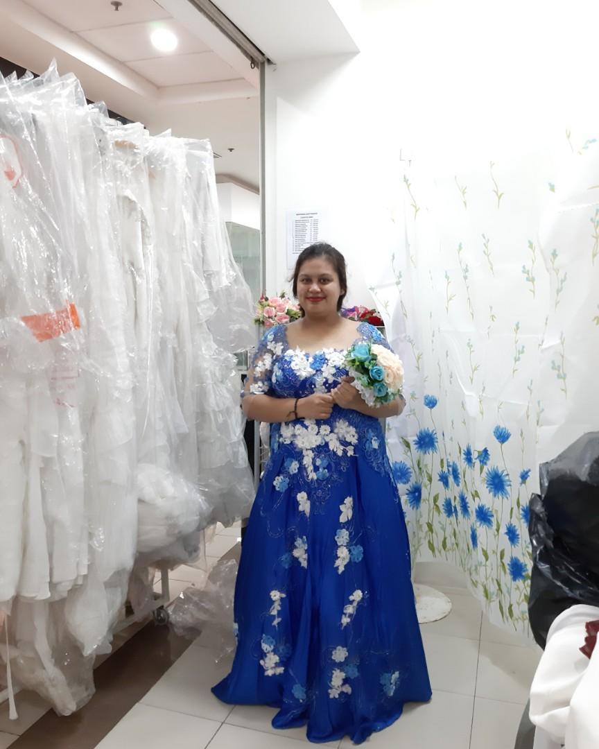 rental gaun jumbo big size