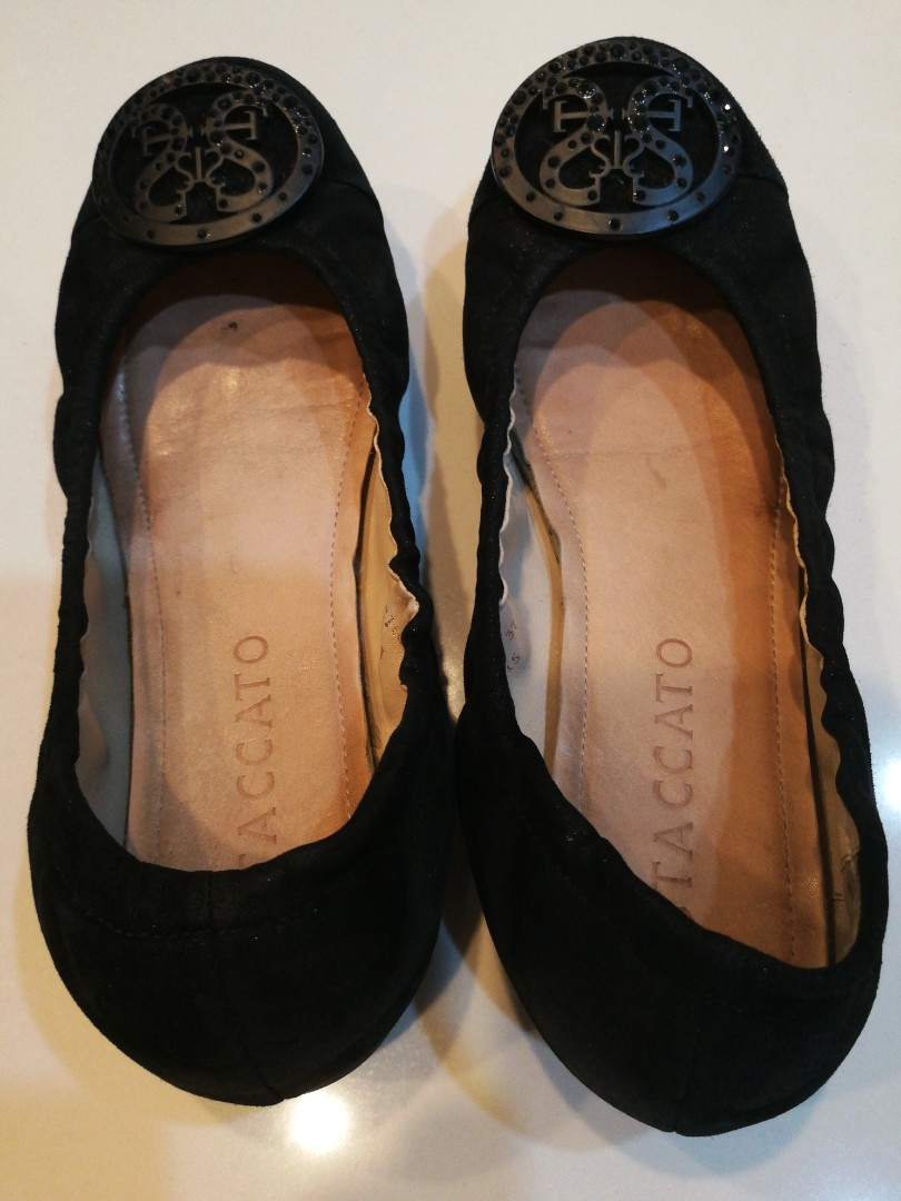 a4e8e793e440 STACCATO FLAT SHOES