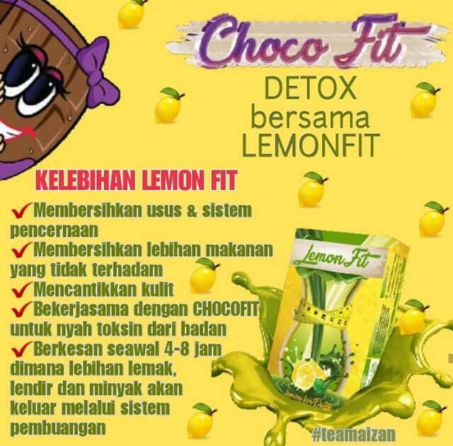 Suplemen diet / detox