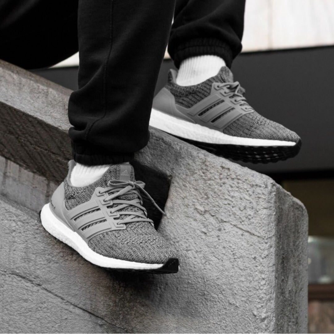ba801e617 Ultra Boost 4.0 Carbon Grey