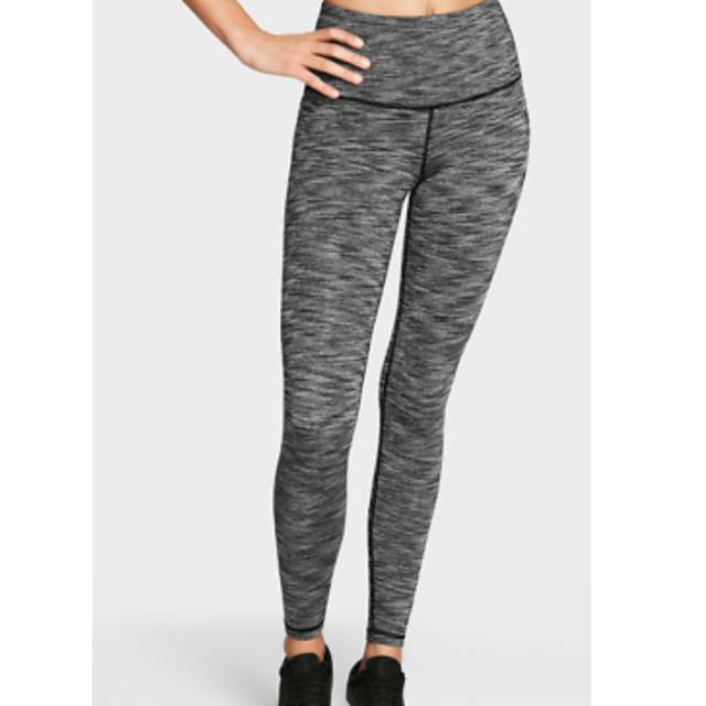 d7a00b5b9 Victoria s Secret tights XS Shirt  leggings grey white black Xmas ...