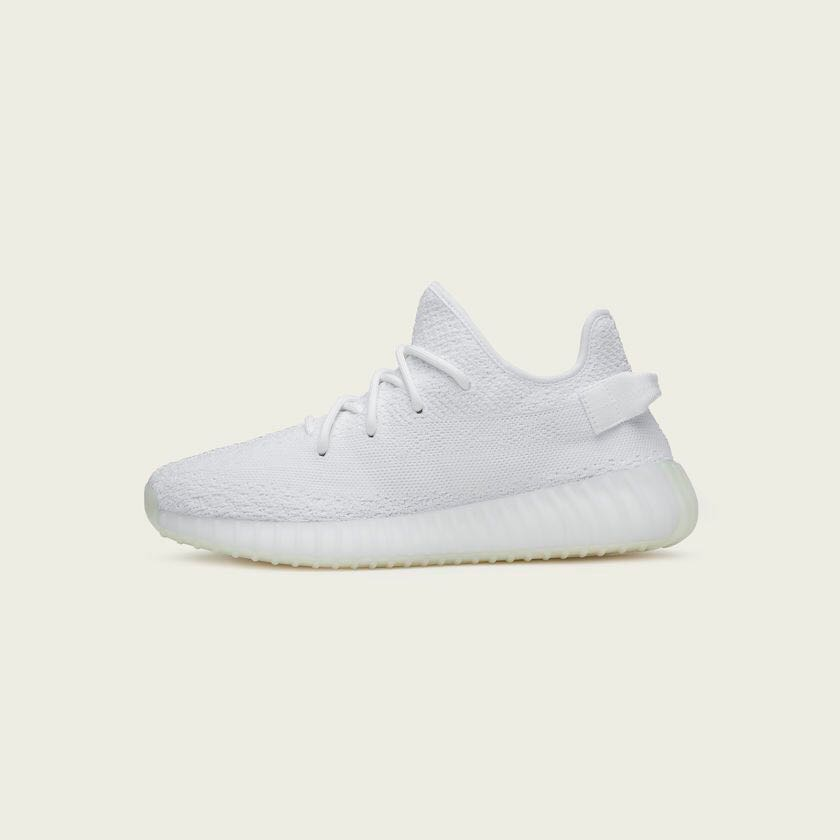 new concept 0f5d6 bd294 Yeezy Boost 350 V2 Cream White