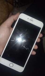 Dijual iphone 6 s plus 64gb