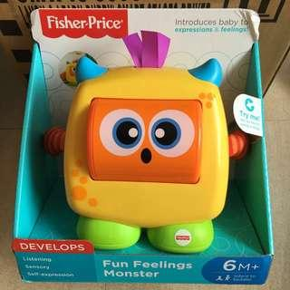 Clearance Sale - Fisher-Price Fun Feelings Monster