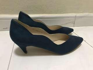 Zalora low heels