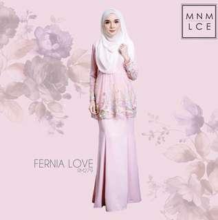 Minimalace Fernia Love Size S