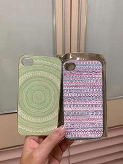 iPhone Case 4S ($15 for 1, $25 for both)