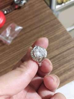 Italy 92.5 Silver Ring