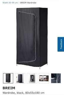 Ikea Breim Wardrobe