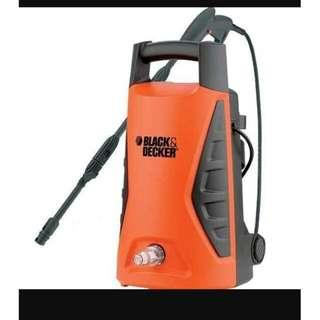 Black & Decker Pressure washer 1300W 100Bar
