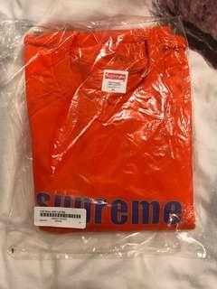 Supreme The Real Shit Long Sleeve Tee SS19