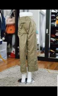 Original Celana kulot ZARA #barubukanpreloved