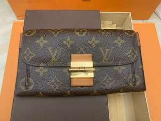 Authentic Louis Vuitton Monogram Long Wallet