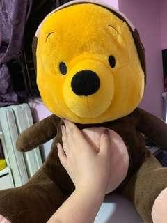 Winnie the Pooh with Monkey Suit