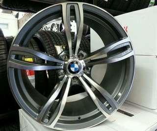 BMW RIM 18 INCI