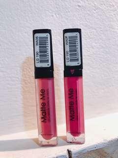 2 lipgloss (30k saja)