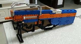 Lego P90 衝鋒槍
