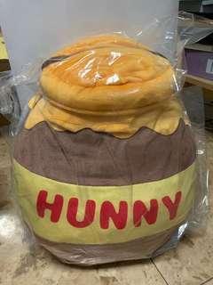 🚚 Winnie the Pooh Hunny Pot (Large) Plush