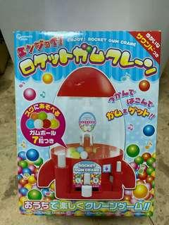 🚚 Japanese Rocket Gum Crane