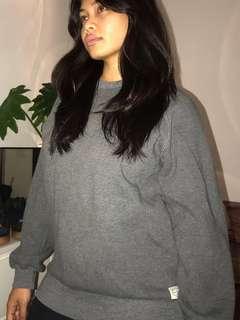 Octane Grey Sweatshirt