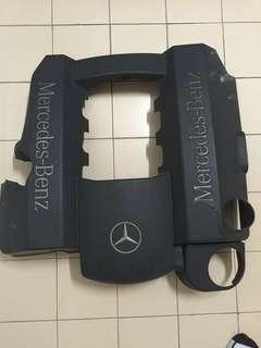 Mercedes W210 V6 engine cover