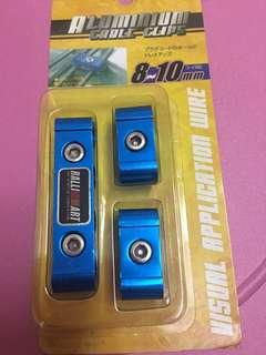 RALLIART Plug Cable Clip