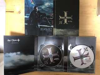 周杰倫 Jay Chow 跨時代 CD DVD