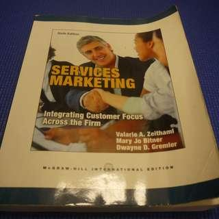 Services marketing 服務行銷 #換你當學霸