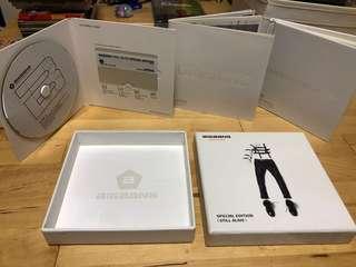 Bigbang Daesung CD Special Edition Still Alive
