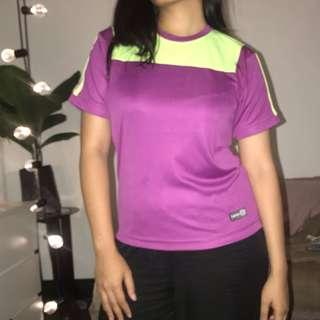 ARORA Neon Badminton Shirt