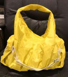 Adidas Yellow Waterproof Bag