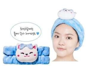 Etude House hair band 甜心貓咪髮帶