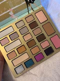 Too Faced Christmas in New York Eye and Face Palette