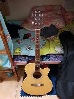 Dachi Accoustic Guitar + Bag