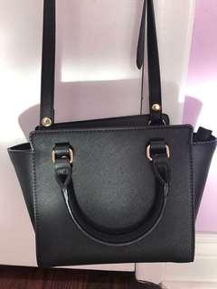Forever 21 Black Purse