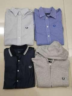 Fred Perry Shirts & hoodies
