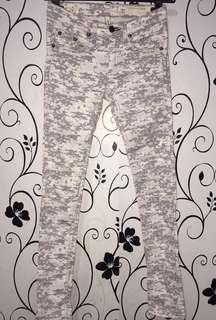 Rags & Bones printed jeans