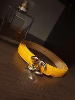 Chanel.belt