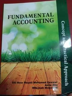 Fundamental Accounting: Concept and Practical Approach