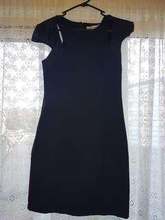 Faith in Love Black Dress
