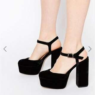 ASOS Profile 70's High Shoes